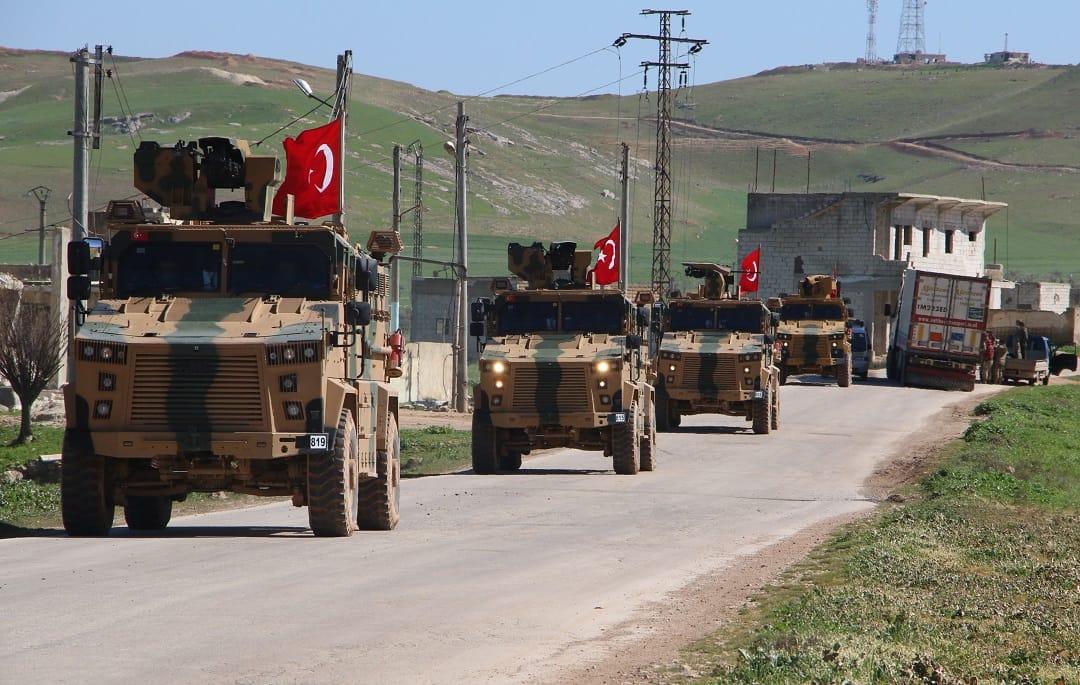القوات التركية في سورية