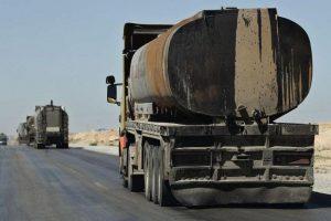تهريب النفط السوري