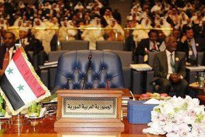 الإمارات تقود تحركاً مكثّفاً لإعادة سورية إلى الجامعة عبر دعوتها إلى قمة الجزائر