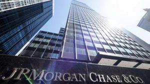"""بنك الاستثمار الأمريكي """"جي بي مورغان"""""""