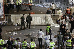 """حادث الإحتفال الديني في """"إسرائيل"""""""