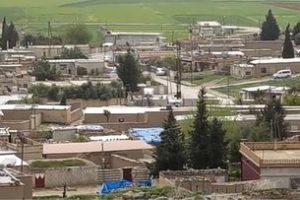 قرية ديرونا آغا في ريف القامشلي