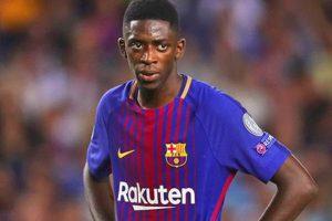 ديمبلي يعتزم الثأر لكرامته من برشلونة
