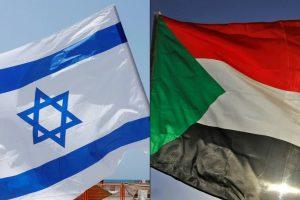 """علم السودان و """"إسرائيل"""""""