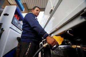 كازية وقود في مصر