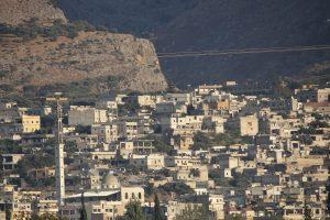 مدينة حارم في ريف إدلب