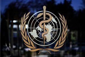شعار منظمة الصحة العالمية
