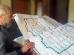 نسخة عملاقة من القرآن الكريم يصنعها شاب سوري