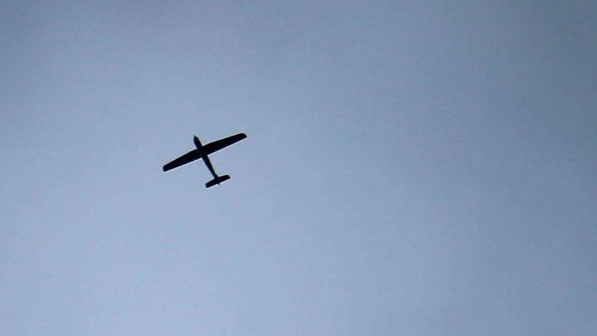"""""""طائرة انتحارية"""" روسية تلاحق الإرهابيين في سورية"""