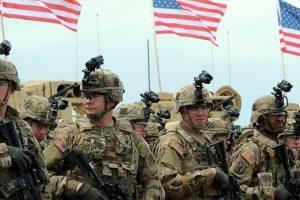 أفراد في الجيش الأمريكي