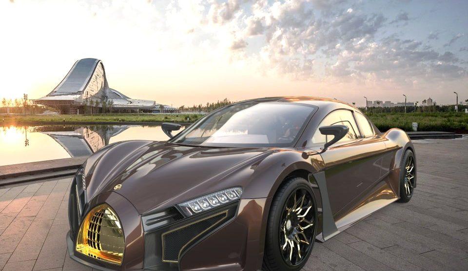 أول سيارة كهربائية بتصنيع و تصمصم عربي