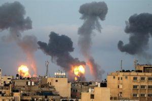 """القصف """"الإسرائيلي"""""""