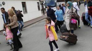 اللاجئون السورين في ألمانيا