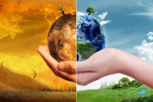 حرارة الأرض في أعلى مستوياتها