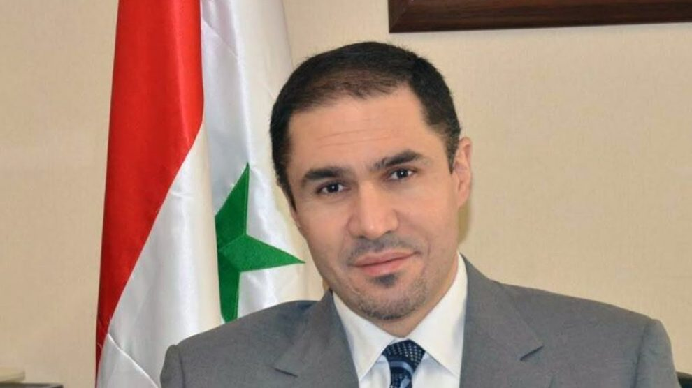 رئيس اتحاد غرف الصناعة السورية المهندس فارس الشهابي