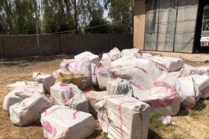 مستلزمات طبية مهربة من سورية الى العراق