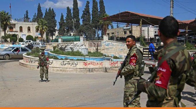 بالرصاص الحي.. فصائل الاحتلال التركي تعتدي على متظاهرين بريف حلب