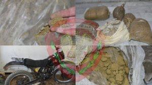 ضبط 40 كيلو من الحشيش في ريف حمص.. والفاعلون فرّوا إلى لبنان