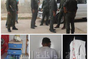 القبض على مجرم استغل صلاة التراويح لقتل زوجة عمه وسرقة منزله في ريف دمشق