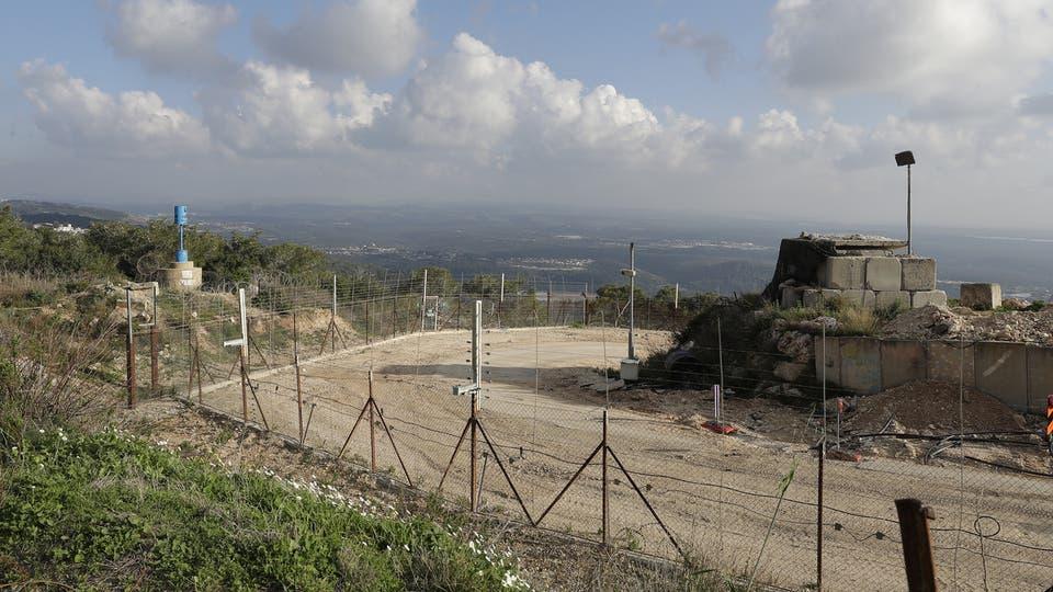 """الجيش اللبناني يغلق جميع الحدود مع """"إسرائيل"""""""