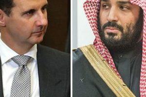 صحيفة: وفد سعودي يلتقي الأسد في دمشق .. واتفاق على إعادة العلاقات