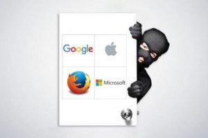 أكبر 4 متصفحات إنترنت