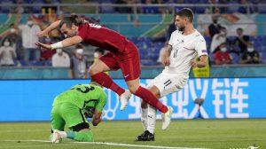 إيطاليا تهزم تركيا بثلاثية في افتتاح بطولة أمم أوروبا