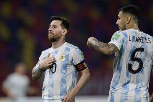 ميسي يهز الشباك والأرجنتين تتعادل مع تشيلي في تصفيات كأس العالم