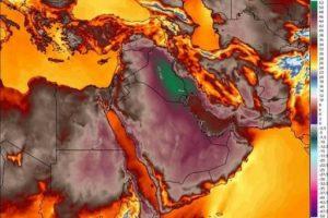 الشرق الأوسط يتعرض لموجة حرارة هي الأقسى في التاريخ