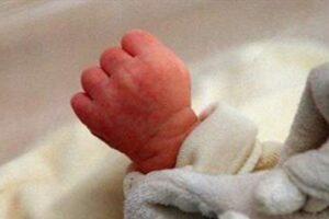 يد طفل