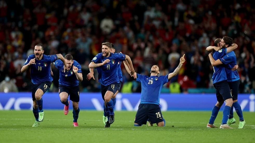 الفريق الإيطالي
