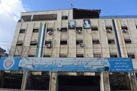 فرع الأمن الجنائي في حلب