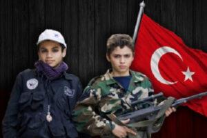 """واشنطن """"تقطع"""" بحليفها التركي وتتحدث عن تورط الأخيرة بتجنيد الأطفال بسورية وتضع اسمها على لائحة!"""