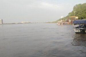 ارتفاع منسوب مياه النيل