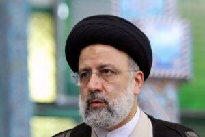 أكد الرئيس الإيراني إبراهيم رئيسي