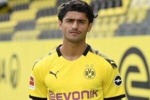 اللاعب السوري_الألماني محمود داوود
