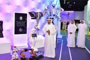 دبي تستخدم الذكاء الاضطناعي في عالم الجريمة