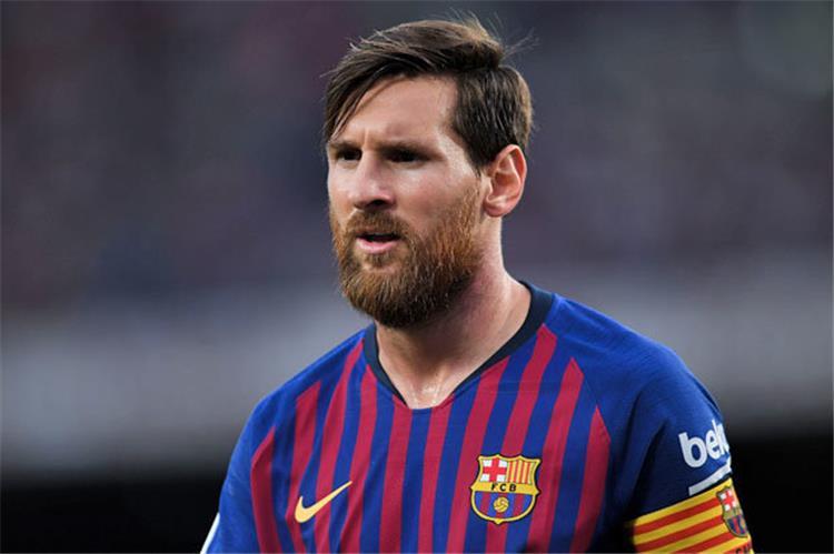 اللاعب الأرجنتيني ليونيل ميسي