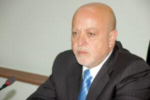 وزير الاقتصاد السوري السابق نضال الشعار