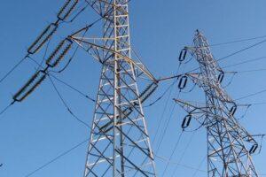 خط كهرباء عبر سورية