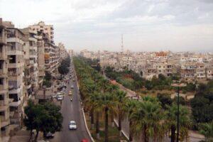 شوارع اللاذقية