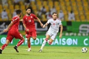 منتخب سورية و الإمارات